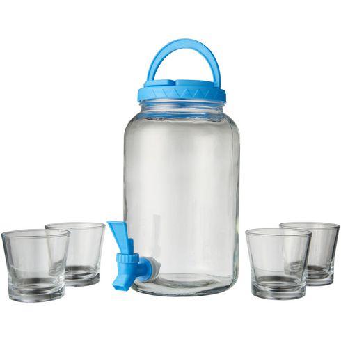 Festi 5-delars drinkset