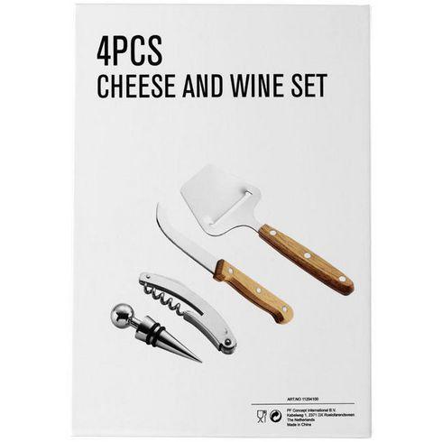 Nantes presentset för vin och ost, 4 delar