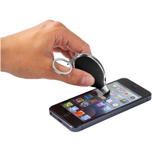 Presto nyckelring med touchfunktion och LED ljus