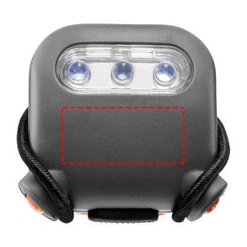 Pika multifunktionslampa