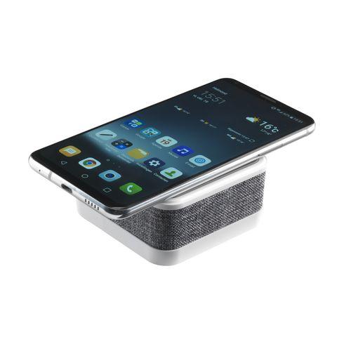 Trådlös laddare med Bluetooth-högtalare Buzz