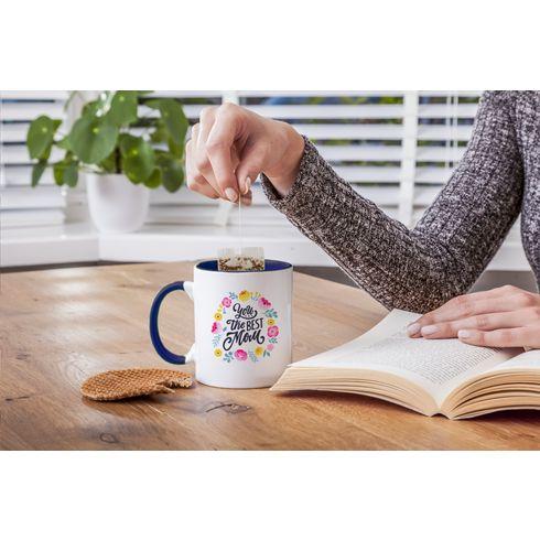 Full Colour Mug Colorato mugg