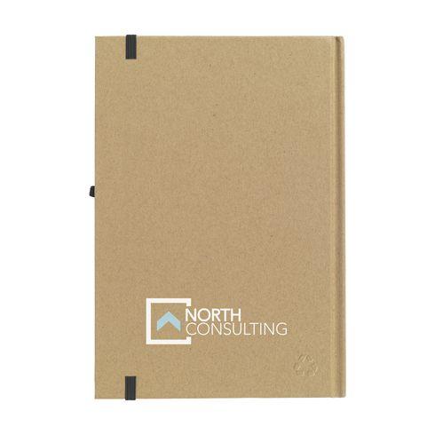 Miljövänlig reklamanteckningsbok A5
