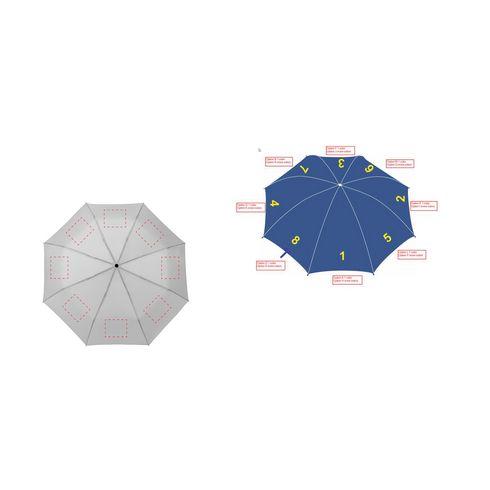 Paraply Colorado Mini med företagslogga