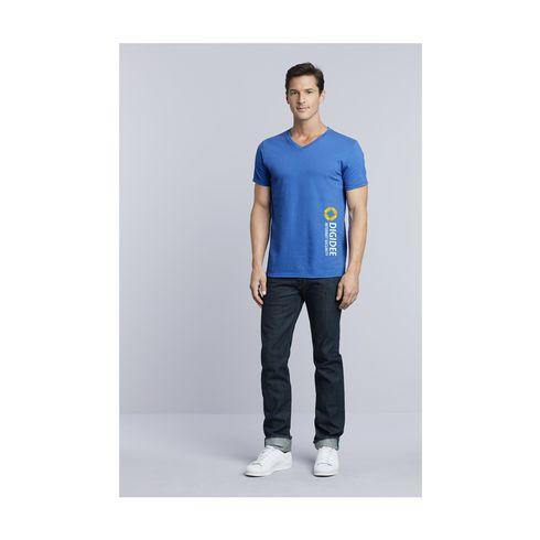 Gildan Softstyle V-Neck T-shirt herr