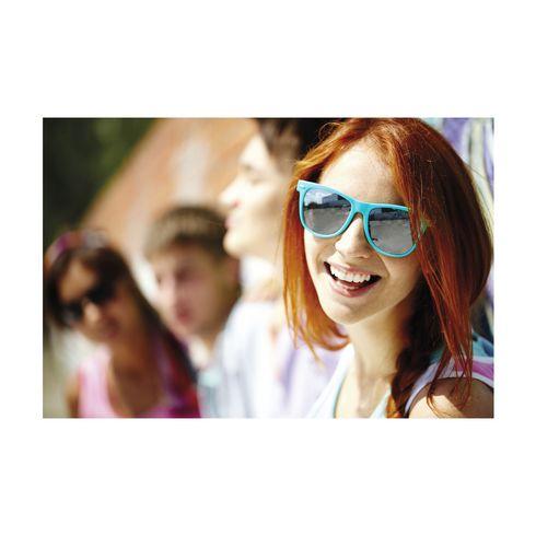 Reklamsolglasögon med logga
