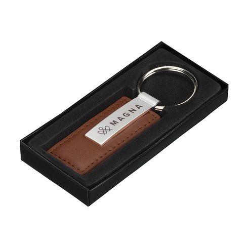 LeatherKey nyckelbricka