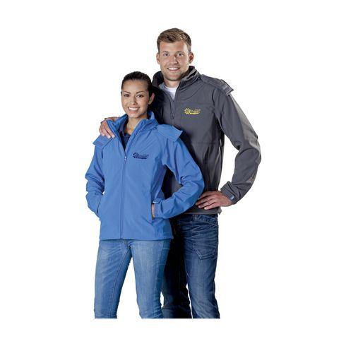 B&C Hooded Softshell Jacket dam jacka