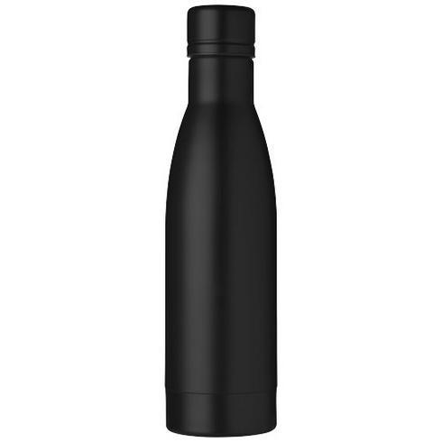 Vasa vakuumisolerad flaska i koppar med borstset