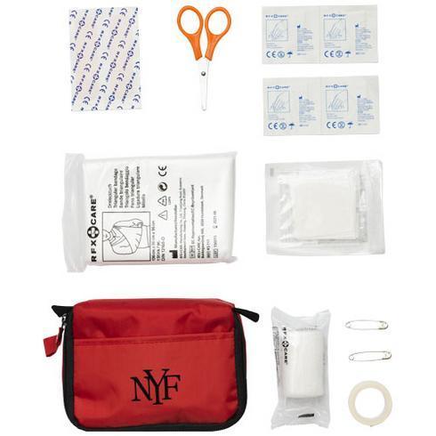 Save-me 19-delars första hjälpen kit