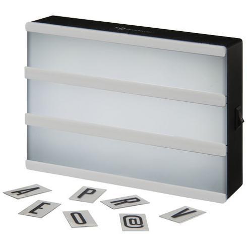 Cinema dekorativ ljusbox i A5-storlek
