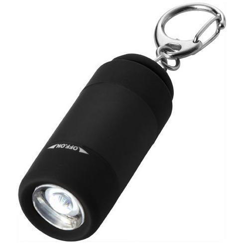 Avior nyckelring med laddningsbar USB-lampa