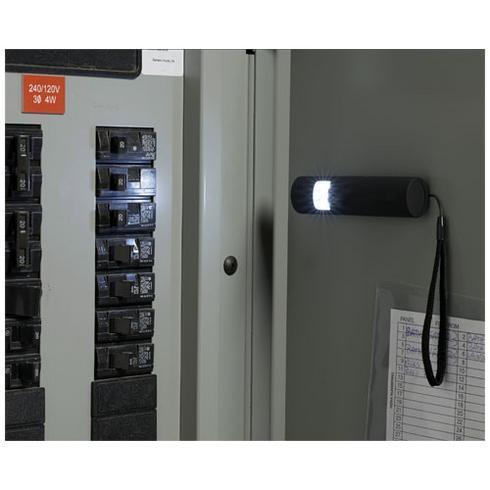 Mini-grip magnetisk LED ficklampa