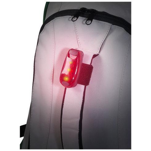 Rideo röd reflexlampa
