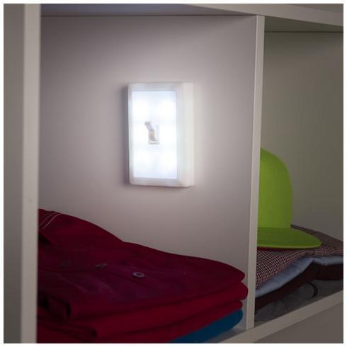 Switz lampa med 6 LEDs