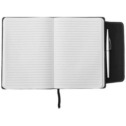 Horsens anteckningsbok A5 och kulspetspenna med touchfunktion
