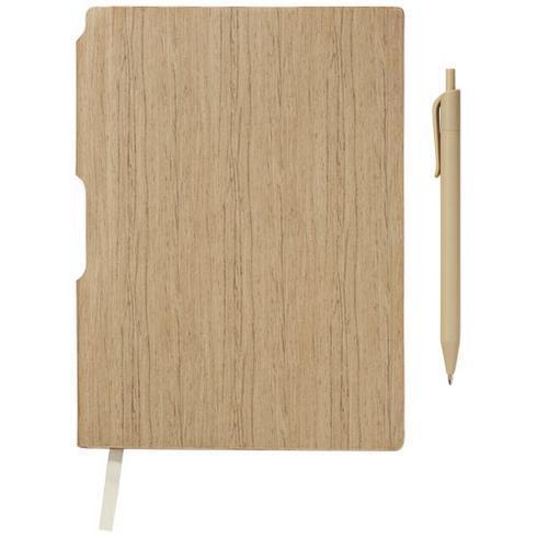 Bardi inbunden anteckningsbok A5