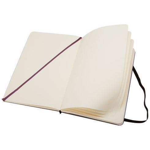 Classic PK av inbunden anteckningsbok – blankt papper