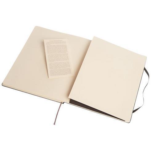 Classic XL av inbunden anteckningsbok – prickad