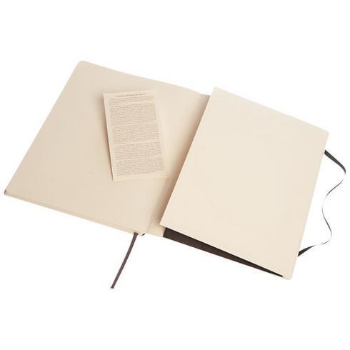 Classic XL av anteckningsbok med mjukt omslag – prickad
