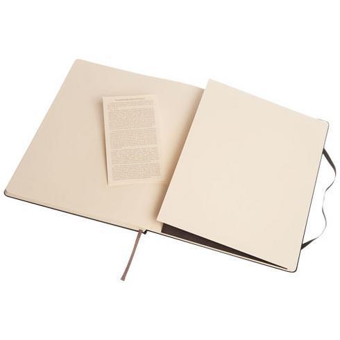 Classic XL av inbunden anteckningsbok – blankt papper