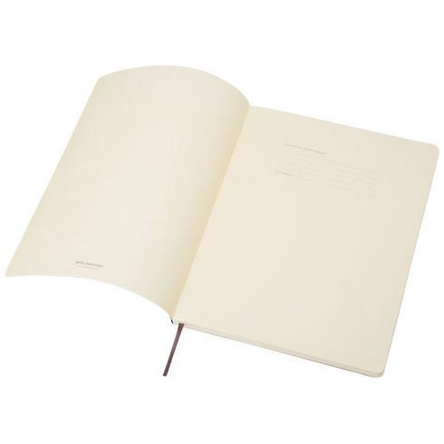 Classic XL av anteckningsbok med mjukt omslag – rutat