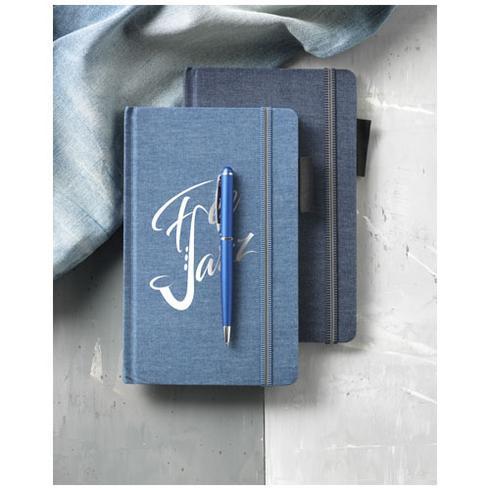 Jeans anteckningsbok A5 i tyg