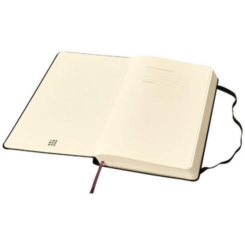 Classic Expanded inbunden anteckningsbok L – linjerad