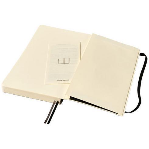 Classic Expanded anteckningsbok med mjukt omslag L – linjerad