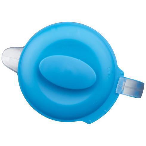 Pebble tillbringare med behållare för fruktinfusion