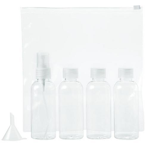 Tokyo flygplansgodkänt flaskset för resan