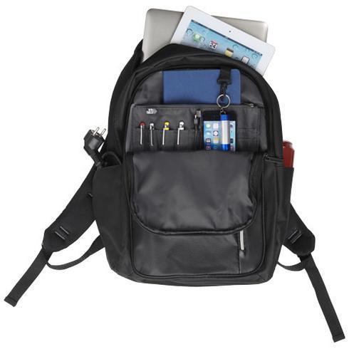 """Vault RFID 15"""" datorryggsäck"""