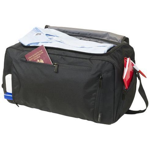 Deluxe duffelväska med surfplatteficka