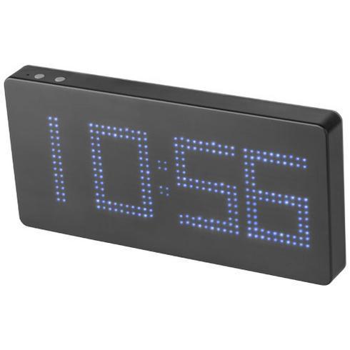 8000 mAh powerbank med alarmklocka och LED display