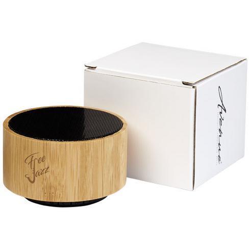 Cosmos Bluetooth® -högtalare i bambu