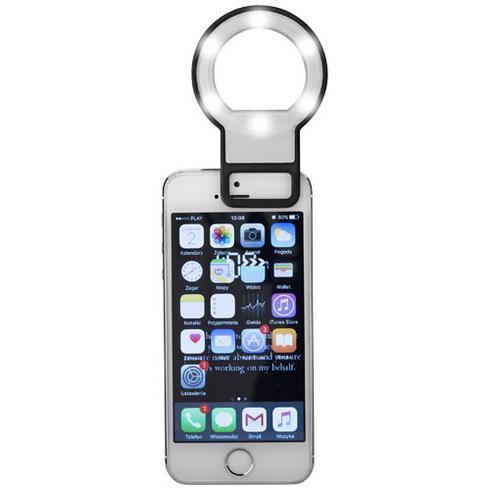 Reflekt LED-spegel och ficklampa för smarttelefoner