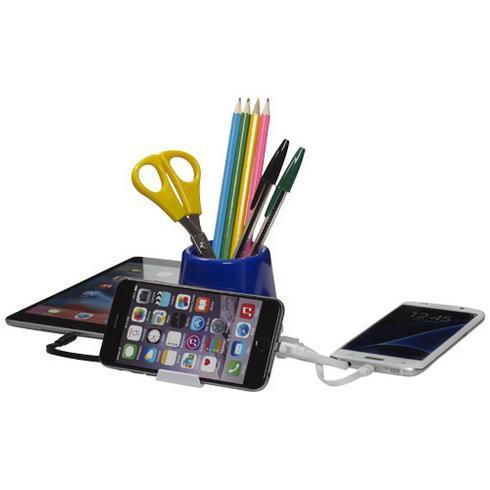 Shine 4-i-1 USB-hubb till skrivbord