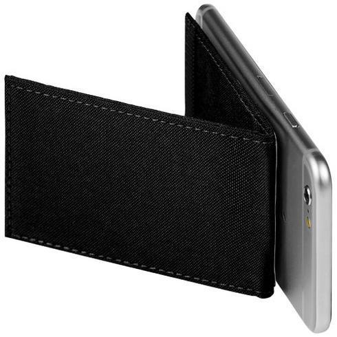 Pose telefonplånbok med RFID och ställ