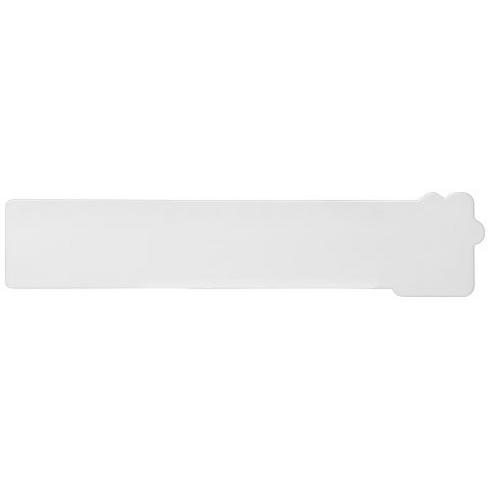 Loki 15 cm husformad plastlinjal