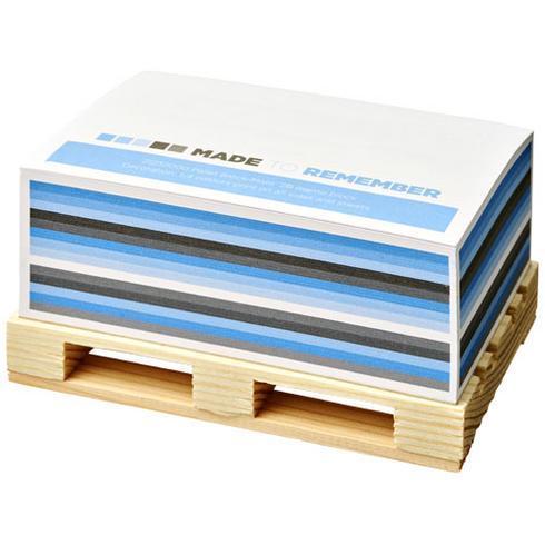 Block-Mate® Pallet 2B memo-block 120x80