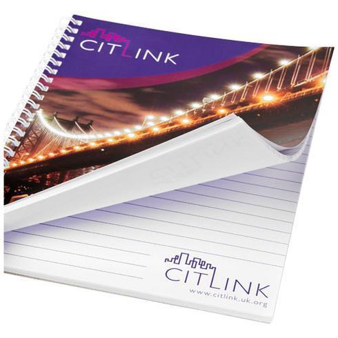 Desk-Mate® wire-o A4 anteckningsbok