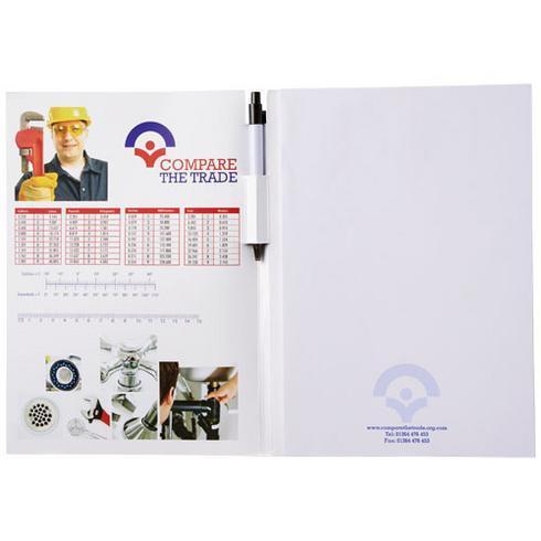 Konferenspaket Essential anteckningsblock A4 och penna